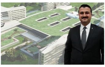 AK Parti İl Başkanından 'şehir hastanesi' açıklaması