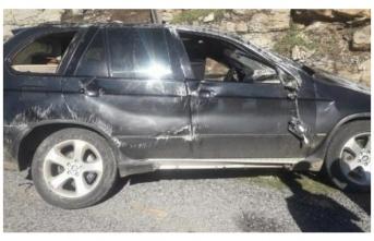 Şanlıurfa'da araç devrildi: 3 yaralı!
