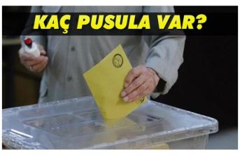 Seçimde nasıl oy kullanılacak? İşte yanıtı