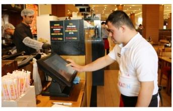 Urfa'da mağazalara 'Artıbir' değer kattılar