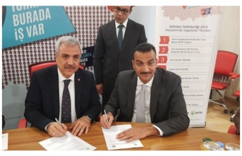 Urfa ve Irak arasındaki bağ güçleniyor! İmzalandı