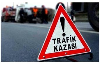 Viranşehir'de kaza! Yaralılar var