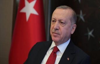 Cumhurbaşkanı Erdoğan'dan Korona Açıklaması