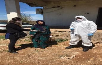 Harran'da Sosyal Destek Ödemeleri Başladı