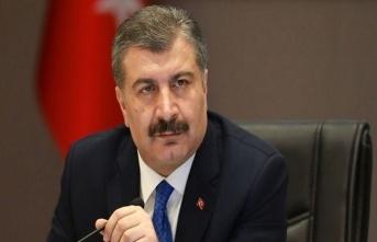 Sağlık Bakanı Koca, Bilim Kurulu Toplantısı Sonrası Açıklama Yaptı