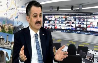 ''Türkiye'de Gıda Arz Güvenliğinde Sıkıntı Yok''