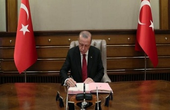 Cumhurbaşkanlığı Atama Kararları Yayımlandı