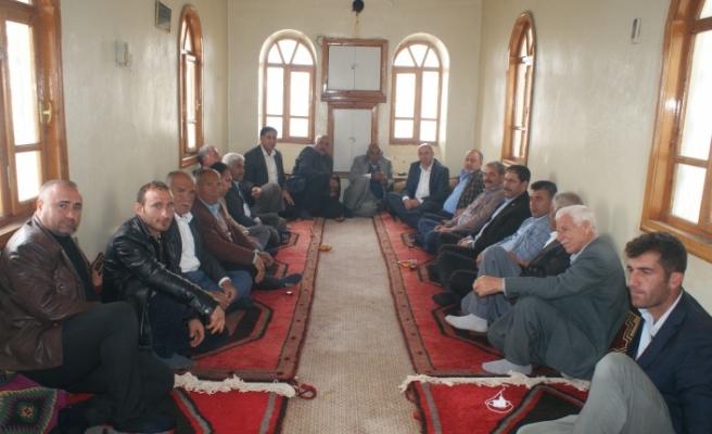 "Aksoy: ""31 Mart'ta Bozova Ak Parti belediyeciliğine kavuşacak"""