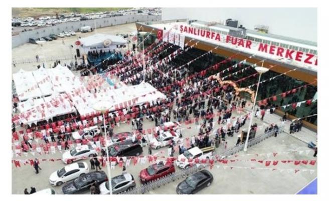 Anadolu'nun en büyük sektör fuarı Şanlıurfa'da açılıyor