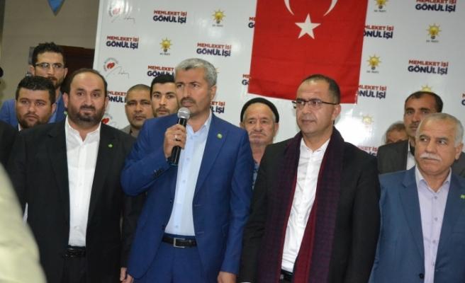 HÜDA-PAR seçimde AK Parti'yi destekleyecek!
