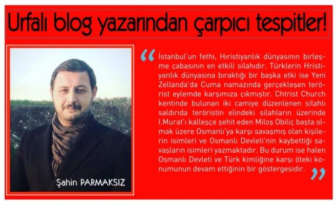 İstanbul'un Fethi, Hristiyan dünyasının birleşmek için kullandığı en etkili silahtır