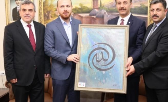 Türkiye Gençlik STK Platformu Yönetim Kurulu Şanlıurfa'da