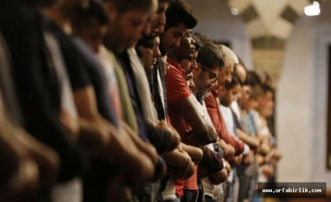 Şanlıurfa'da Bayram Namazı Saat Kaçta Kılınacak?