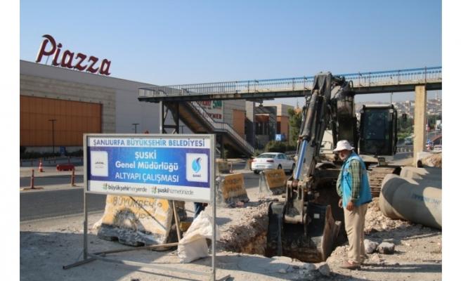 Karakoyun Köprülü Kavşak'ta çalışmalar hızlandı