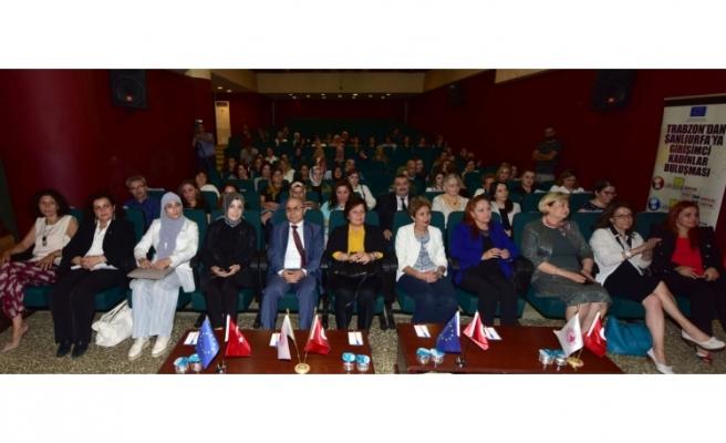 Trabzon ve Şanlıurfalı girişimci kadınlar ikinci buluşmada
