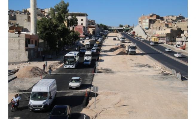 Karakoyun Köprülü Kavşağı açıldı