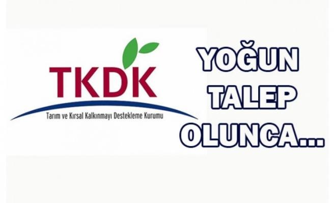 TKDK proje alma tarihini uzatıldı
