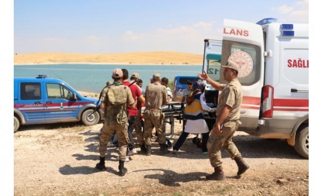 Bozova'da 3 kişi boğularak yaşamını yitirdi