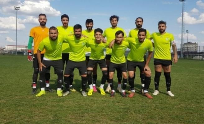 Şanlıurfaspor hazırlık maçına çıktı