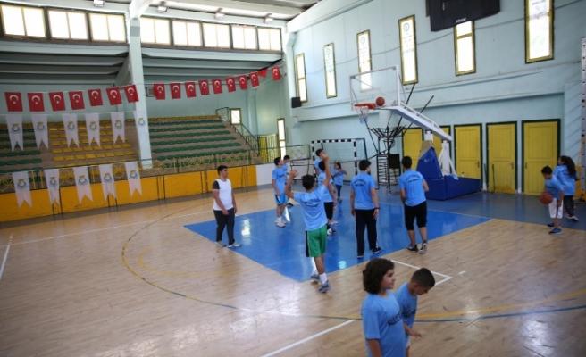 Haliliye'de Yaz Spor Okulları Yoğun İlgi Görüyor.