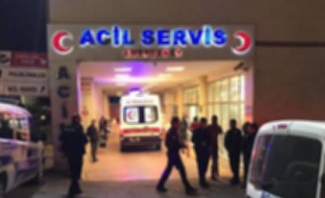 Viranşehir'de patlama! Yaralı var
