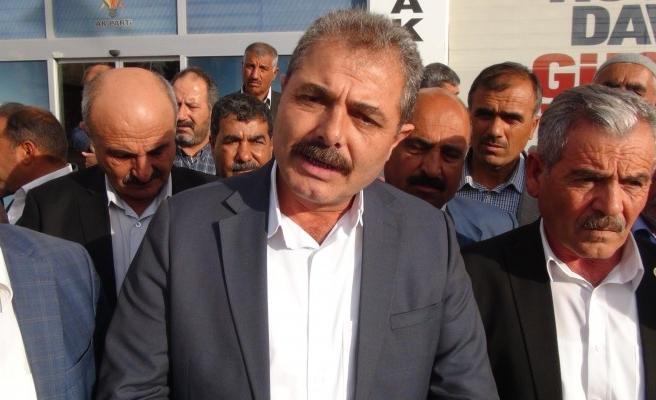 Bozovalı çiftçiler, sulama birlikleri için AK Parti ile görüştü (EK)