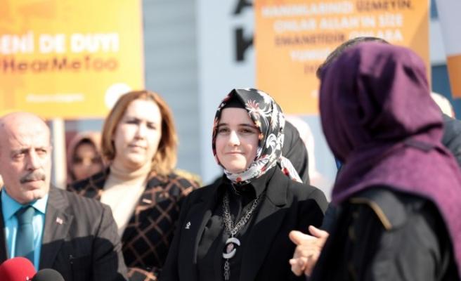 AK Partili Güven'den 'kadın' açıklaması