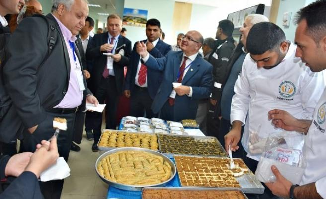 Şanlıurfa'da uluslararası kongre başladı