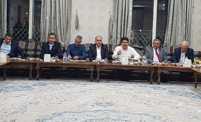 Urfa'da 40 ortaöğretim müdürü buluştu