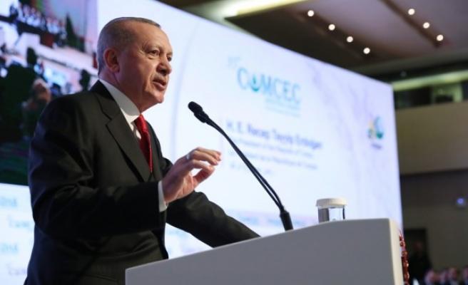 Erdoğan: Devam etmesi mümkün değildir