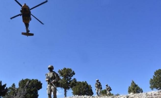 Urfa dahil 5 ilin kırsalında operasyon! Bomba ele geçirildi