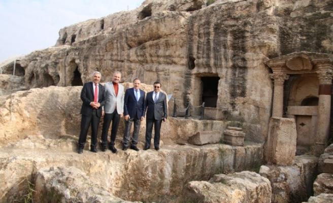Karatepe: Kızılkoyun, Urfa tarihi için çok önemli