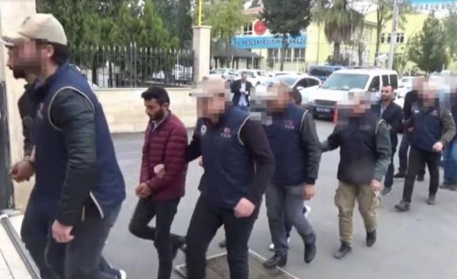 Urfa'da sosyal medya operasyonu: 15 gözaltı