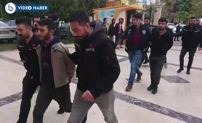 Şanlıurfa'da katil zanlıları tutuklandı