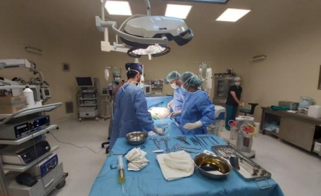 Suruç'taki tümör ameliyatı başarılı geçti