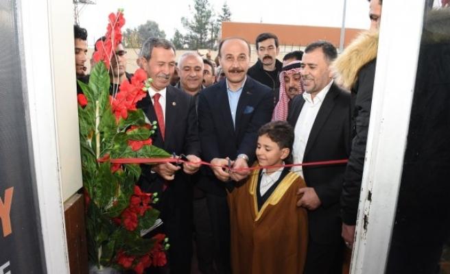 Suriye'de ticari faaliyetler başlayacak