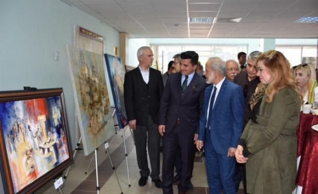 Harran, 'Göbeklitepe' sergisine ev sahipliği yaptı