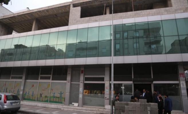 Eyyübiye'de Halk Bankası şubesi açılıyor