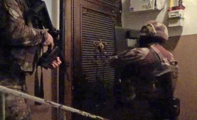 Şanlıurfa'da terör operasyonu yapıldı