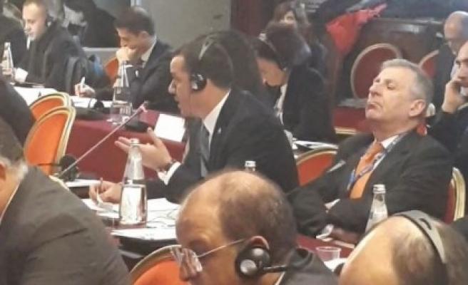 Urfalı vekil İtalya'da konuştu: Türkiye otel değil