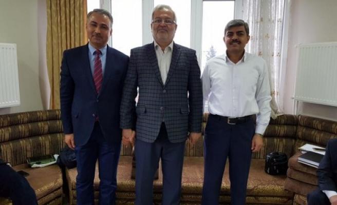 Harran Üniversitesine iki yeni isim atandı