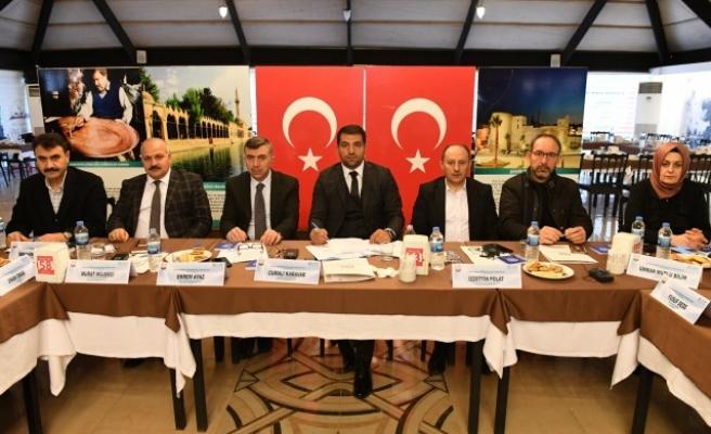 Şanlıurfa'da Göç Yönetimi Zirvesi düzenlendi