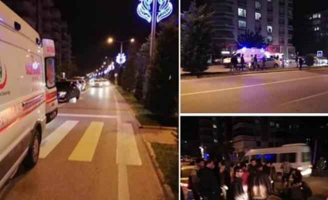 Şanlıurfa'da kaza: Yayaya çarptı