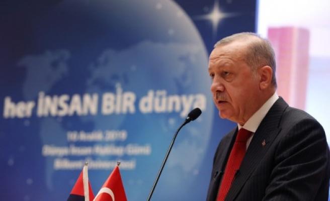 Erdoğan, KYK borçları ile ilgili konuştu