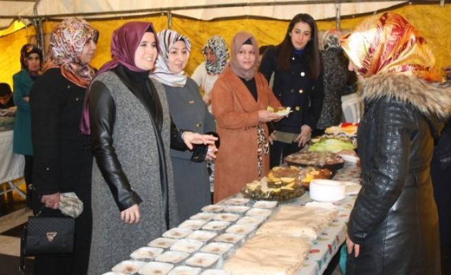 AK Partili kadınlardan yerli üretime destek