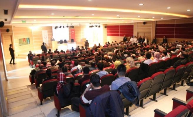 Urfa'da 'Ayak Bakımı ve Yara Bakımı semineri' yapıldı
