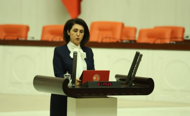 Şanlıurfalı Milletvekili Açanal'a Meclis'te yeni görev