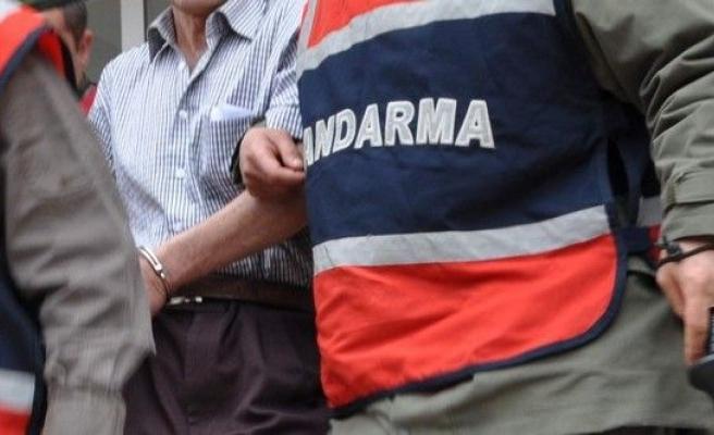 58 yaşındaki asker kaçağı Urfa'ay gelirken yakalandı