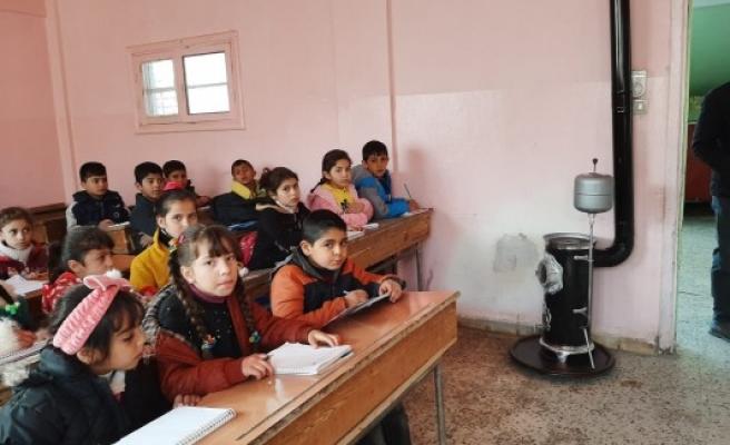 Resulayn'da eğitime önemli destek