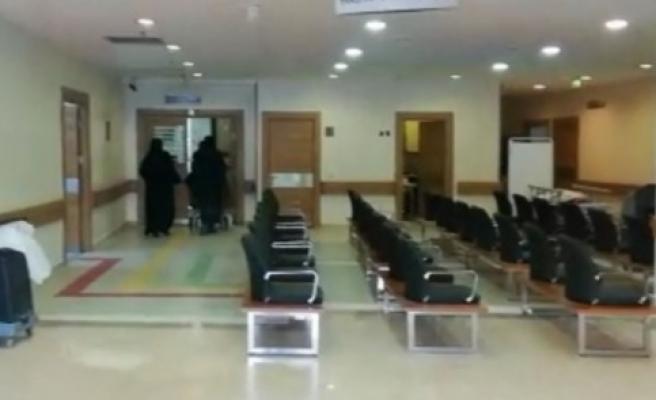 Şanlıurfa'daki hastanede tadilat sona erdi
